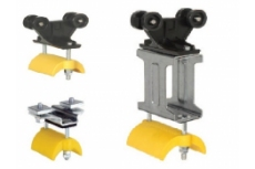 Cable trolleys for flat cables - C1, C1A systems