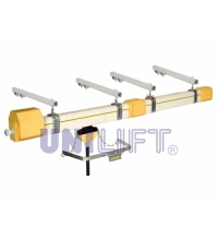 Conductor rails MOBILIS ELITE: 4 - pole version and 5 - pole version