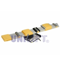 Conductor rails individually insulated MOBILIS MOVIT