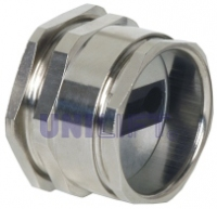 DPPK - Cable glands nickel-plated brass for flat cables