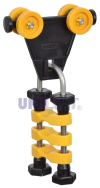 UNILIFT - KC1 - C19S Series - special trolleys for high pressure wires (C1, C1A systems)
