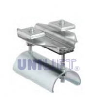 End clamp - SERIES C12P - for flat cables