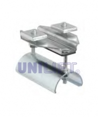 End clamp - SERIES C21P - for flat cables