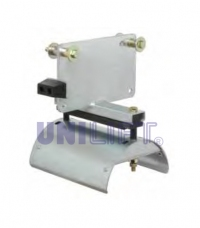 End clamp - SERIES C31P - for flat cables