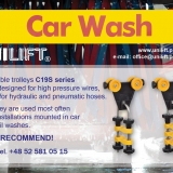 CABLE TROLLEYS FOR CAR WASHES!
